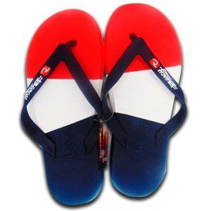 SUMMER BEACH MENS SOFT SANDALS TRICOLOR POOL SHOES